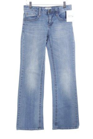 Tom Tailor Straight-Leg Jeans himmelblau Jeans-Optik