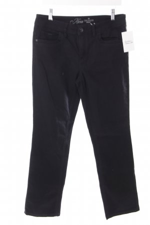 Tom Tailor Straight-Leg Jeans schwarz