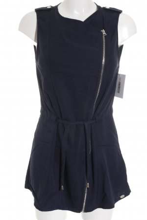 Tom Tailor Strandkleid dunkelblau Casual-Look
