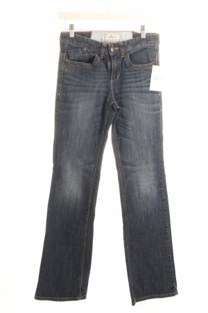 Tom Tailor Stretch Jeans blau Casual-Look