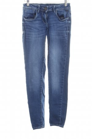 Tom Tailor Stretch jeans blauw casual uitstraling