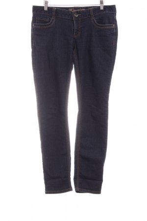 Tom Tailor Stretch Jeans dark blue casual look
