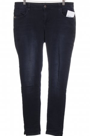 Tom Tailor Stretch Jeans dunkelblau Casual-Look