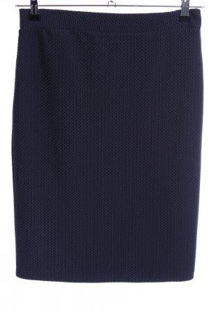 Tom Tailor Stretch Skirt black casual look
