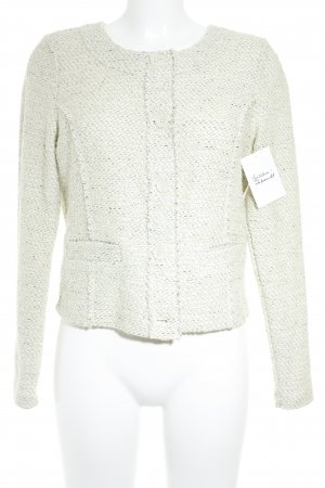 Tom Tailor Strickblazer beige-creme Farbverlauf Casual-Look