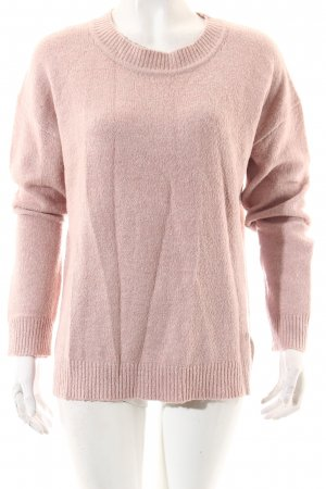 Tom Tailor Strickpullover altrosa Casual-Look