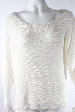 Tom Tailor Strickpullover creme