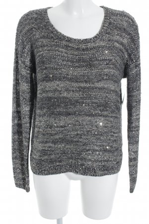 Tom Tailor Strickpullover Lochstrickmuster Casual-Look