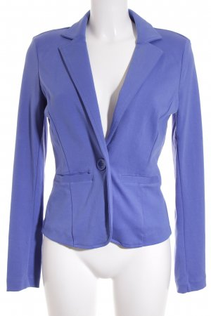 Tom Tailor Sweatblazer blau Casual-Look