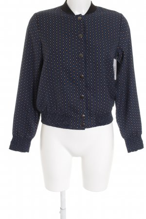 Tom Tailor Sweatjacke florales Muster Street-Fashion-Look