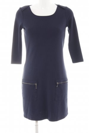 Tom Tailor Sweat Dress blue business style