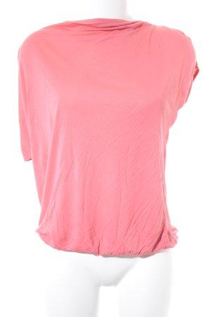 Tom Tailor T-Shirt magenta Casual-Look