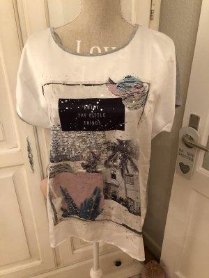 Tom Tailor T-Shirt mit Print 35€ neu mit Etikett