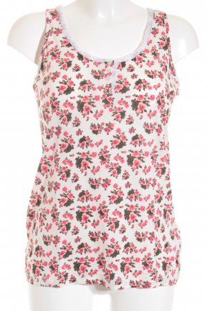 Tom Tailor Tanktop florales Muster Casual-Look