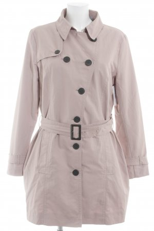 Tom Tailor Trenchcoat altrosa Casual-Look