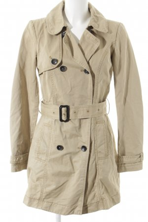 Tom Tailor Trench beige stile casual