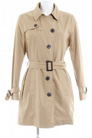 Tom Tailor Trenchcoat hellbeige Casual-Look