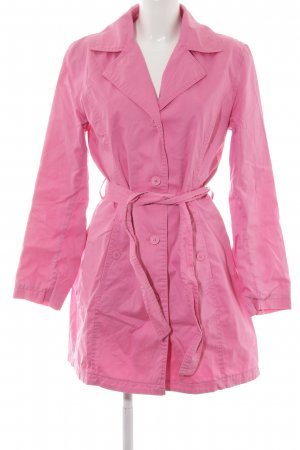 Tom Tailor Trenchcoat neonpink Casual-Look
