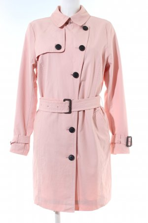 Tom Tailor Trenchcoat roze casual uitstraling