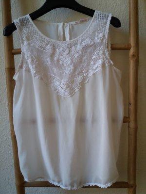 Tom Tailor Vestido tipo túnica blanco