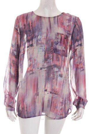 Tom Tailor Tunikabluse Farbverlauf Casual-Look
