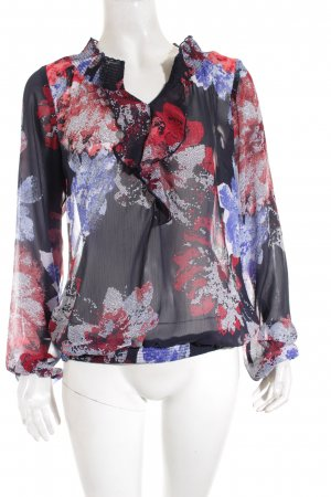 Tom Tailor Tunikabluse florales Muster Casual-Look
