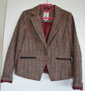 Tom Tailor - Tweed Blazer mit Arm Patches