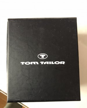 Tom Tailor Watch With Metal Strap silver-colored