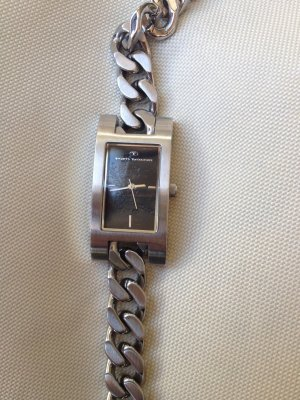 Tom Tailor Uhr silber Gliederarmband