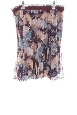 Tom Tailor Flounce Skirt allover print casual look