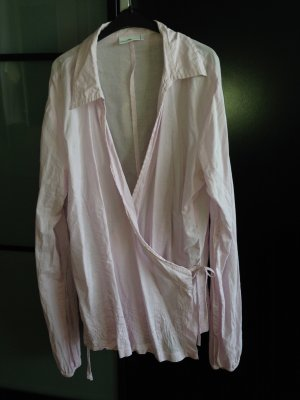 Tom Tailor Wickelbluse in alt-rosa
