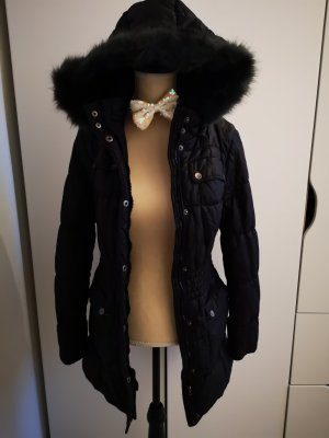 Tom Tailor Winterjacke Gr.XS schwarz