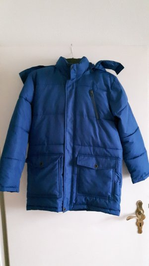Tom Tailor Winterjacke in königsblau L