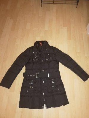 Tom Tailor Veste d'hiver noir