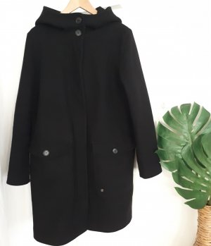 Tom Tailor Hooded Coat black