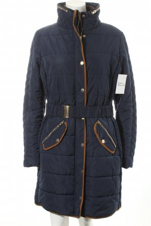 Tom Tailor Wintermantel mehrfarbig Casual-Look