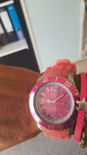 Self-Winding Watch pink