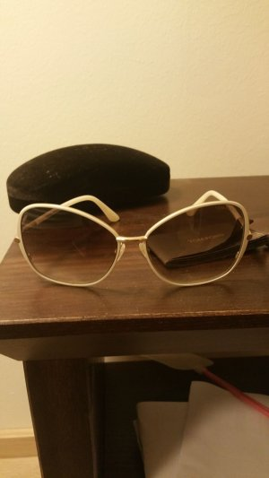 Tom Ford Sunglasses light brown-natural white