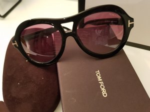 Tom Ford Occhiale nero-viola
