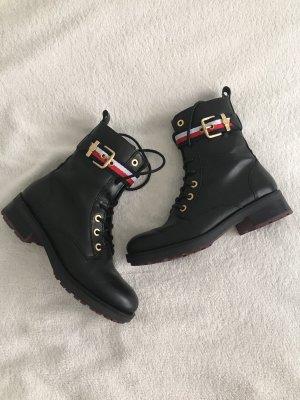 Tommy biker boots