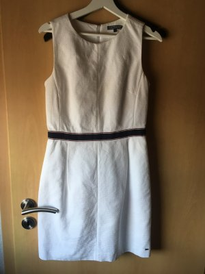 Tommy Etui Kleid weiß