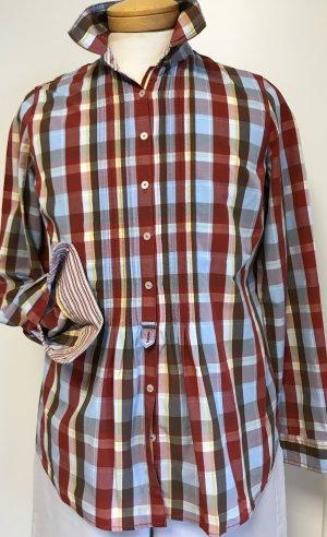 Tommy Hilfiger Camicia blusa multicolore Cotone