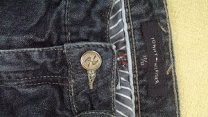 Tommy Hifiger Jeans, Size 27/32, dunkeles jeansblau