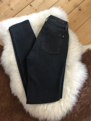 Tommy High Waisted Jeans Gr. 27/34