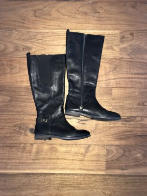Tommy Hilfiger Riding Boots black