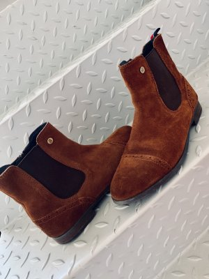 Tommy Hilfger Chelsea Boots (cognac)