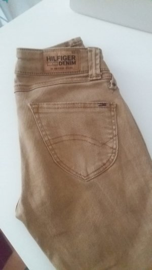 Tommy Hilfiger Trousers bronze-colored