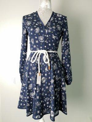 Tommy Hilfiger 100% Seide Kleid by Gigi Hadid gr. S