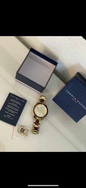 Tommy Hilfiger Analoog horloge goud