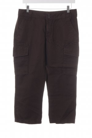 Tommy Hilfiger 3/4 Length Trousers dark brown casual look